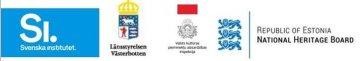 Zemūdens kultūras mantojuma semināra rīkotāju logotipi
